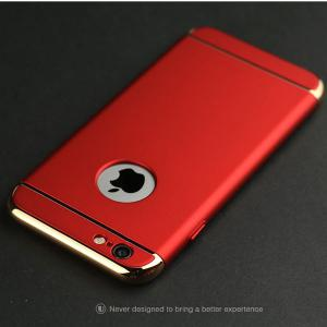 เคสไอโฟน 6/6S สีแดง