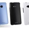 เคส HTC One (M7)- USAMS for HTC ONE M7 Hard case ตัวเคสบางและเบา สีสวย เคลือบเงา อย่างดี