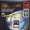 Sandisk SD ExtremePro 128GB 95MB/s(633X)(SIS/Synnex)