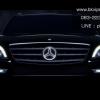 โลโก้ไฟLEDหน้ารถเบ๊นซ์ Logo Illuminated Star Mercedes Benz