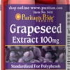Puritan's Pride - Grapeseed Extract 100 mg 100 Capsules