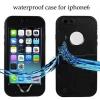เคสกันน้ำ เคสIphone6 Plus WATERProof กันน้ำ 100%
