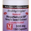 Healthy Origins - MegaNatural ® -BP Grapeseed Extract 300 mg 150 Capsules