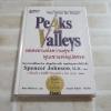 ยอดเขาแห่งความสุข หุบเขาแห่งอุปสรรค (Peaks and Valleys) Spencer Johnson, M.D. เขียน พิทยา สิทธิอำนวย แปล