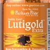 Puritan's Pride - Healthy Eyes® Lutein Extra with Zeaxanthin 60 Softgels