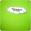 LH21 : ผ้าหนังสีเขียวสดใส แบ่งขาย 1 หน่วย = ขนาด1/4 หลา : 45X 65 cm