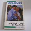 เสียงสยุมพร (Voices of Loving) Anne Neville เขียน ธนันดา แปล***สินค้าหมด***