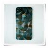 Case iphone4/4s ยี่ห้อ Rock ลายเพชร3มิติ สีฟ้า