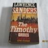 เกมถึงเลือด (The Timothy Games) Lawrence Sanders เขียน สุวิทย์ ขาวปลอด แปล***สินค้าหมด***