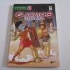 หนังสือชุดอ่านสนุก เก่งอังกฤษ Stage 3 Gladiators นักสู้เลือดโรมัน Minna Lacey & Susanna Davidson***สินค้าหมด***