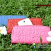 กระเป๋าใส่โทรศัพท์ Flower-wallet
