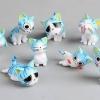 โมเดลจี้จัง 9 ตัว(เล็ก) สีฟ้า