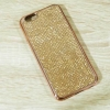 เคสไอโฟน 5/5s/SE เพชรนิ่มทอง