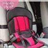 -สีแดง-เบาะนั่งนิรภัยในรถยนต์ คาร์ซีทแบบพกพา ประยุกต์ใช้กับเก้าอี้ได้ (สินค้าบรรจุกล่องสวยงามค่ะ) (ไม่ต้องใช้หมอนรองคอนะคะ) (ไม่ควรใช้กับที่นั่งด้านหน้า)