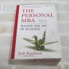 The Personal MBA Vol.1 Master The Art of Business Josh Kaufman เขียน นันทสิทธิ์ เล็กศรีสกุล แปล***สินค้าหมด***