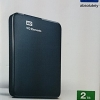 "WD Element 2TB 2.5"" USB3.0 (Black)"