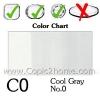 C0 - Cool Gray No.0