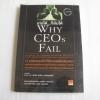 เก่งได้...ก็ล้มได้ (Why CEOs Fail) David L.Dotlich & Peter C.Cairoเขียน อมรรัตน์ ศรีสุรินทร์ แปลและเรียบเรียง***สินค้าหมด***