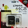 Kingston MicroSD 64GB (Class10) 80MB/10MB (Synnex/ABT)