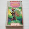 หนังสือชุดผจญภัยตามใจเลือก เล่ม 50 ปมปริศนาแอ๊ตแลนดิส (The Mystery of Atlantis) Jim Gasperini เขียน ฝุ่นอวกาศ แปล