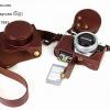 เคสกล้อง olympus OMD E-M10 ii หนังแท้