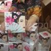geisha secret whitening mask