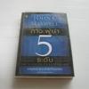ภาวะผู้นำ 5 ระดับ (The 5 Levels of Leadership) John C. Maxwell เขียน วันดี อภิรักษ์ธนากร แปล***สินค้าหมด***