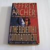 บัญญัติมือสังหาร (The Eleventh Commandment) Jeffrey Archer เขียน สุวิทย์ ขาวปลอด แปล***สินค้าหมด***