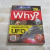 สารานุกรมความรู้วิทยาศาสตร์ ฉบับการ์ตูน Why? มนุษย์ต่างดาวกับ UFO Lee, Kwang-Woong เขียน Song, Hoe-Seok ภาพ พิมพ์วรรณ หล้าวงษา แปล***สินค้าหมด***
