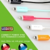 Golf LED Lightning Cable for iphone/ipad
