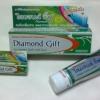 (หลอดเล็ก) ยาสีฟันสมุนไพรหอม ไดมอนด์กิ๊ฟ