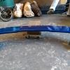 หางหลัง Evo 10 แท้ มือสองญี่ปุ่น สีน้ำเงิน