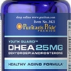 Puritan's Pride - DHEA 25 mg 100 Tablets