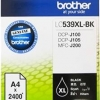 BROTHER INK CARTRIDGE LC-539XLBK สีดำ