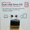 Flashdrive OTG Sandisk Ultra Dual Drive 128GB USB3.0 (SDDD2_128G_GAM46)