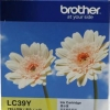 BROTHER INK CARTRIDGE LC-39Y สีเหลือง