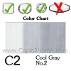C2 - Cool Gray No.2