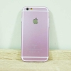 เคสไอโฟน 6พลัส/6Sพลัส ยาง สีชมพู