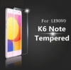 ฟิล์มกระจกนิรภัย Tempered Glass สำหรับ Lenovo K6 Power