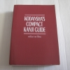 KODANSHA'S COMPACT KANJI GUIDE ฉบับภาษาไทย พิมพ์ครั้งที่ 11 วันชัย สีลพัทธ์กุล แปล***สินค้าหมด***