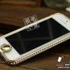 เคส iPhone5/5s กรอบเพชร Home เพชร