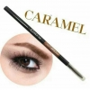 Cosluxe SlimBrow Pencil #Caramel (สีน้ำตาลอ่อน) ดินสอเขียนคิ้ว SlimBrow Pencil แบบ Auto ไม่ต้องเหลาและ นวัตกรรมหัวเรียวเล็กเพียง 1 MM.