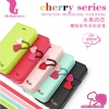เคส iPhone 4/4s Hello Deere - Cherry Series