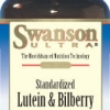 Swanson Ultra Lutein & Bilberry 120 Softgels