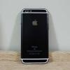เคสไอโฟน 6พลัส / 6Sพลัส ยาง สีดำ