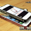 เคส iPhone5/5s CROSS LINE Diamond อลูมิเนียม