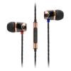 หูฟัง Soundmagic E10C Gold (มีไมค์และปุ่มควบคุมเสียงรองรับทั้งiosและandroid)