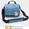 กระเป๋ากล้องแฟชั่น แบบผ้า กล้องSLR DSLR D7100 100D 700D 60D 70D