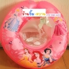 ลายเจ้าหญิง Princess Swimming Trainer (6 เดือน - 2 ขวบ) ห่วงยางเล่นน้ำเด็กเล็กพยุงหลังล็อค 2 ชั้นโอบรอบตัวสุดฮิต ( -วิธีใช้ดูในคลิปวีดีโอค่ะ) (สายพาดบ่าไม่จำเป็นต้องเป่านะคะ ตัวปีกนางฟ้าโตแล้วไม่ต้องเป่า