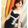 party dress151สีดำ
